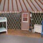 Yurt (interior)