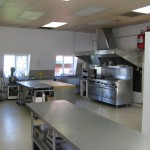 Dining Hall - Kitchen